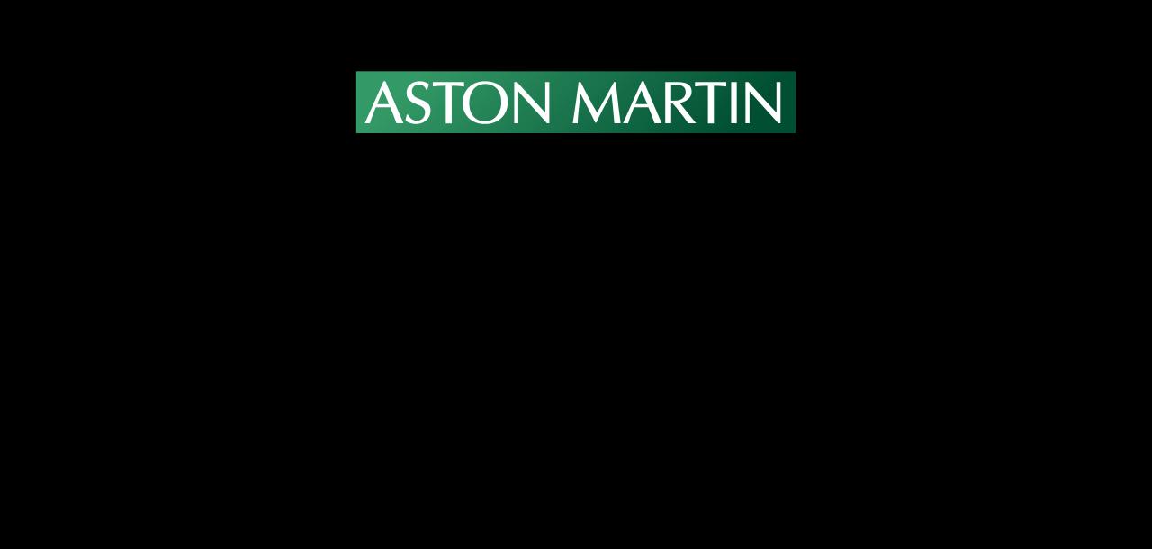 2013 : Aston Martin fête ses 100 ans